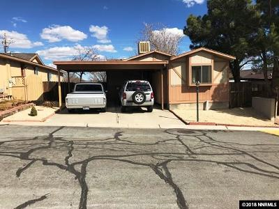 Reno Manufactured Home Active/Pending-Call: 2710 Zinnia