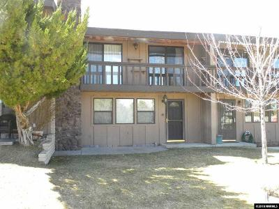 Carson City Condo/Townhouse Active/Pending-Loan