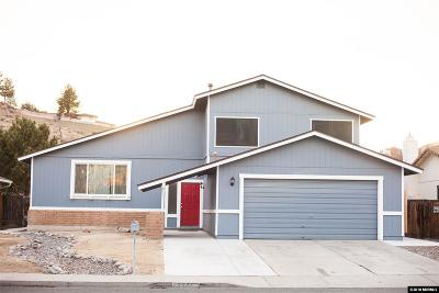 Sparks Single Family Home Active/Pending-Loan: 2206 Palmwood Drive