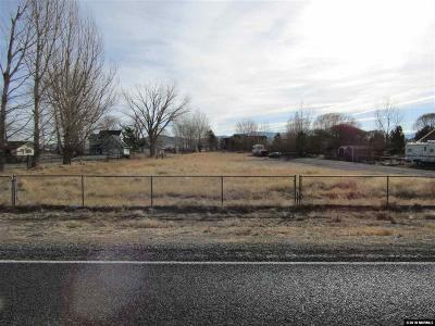 Yerington NV Residential Lots & Land Sold: $11,000