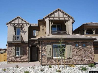 Reno Single Family Home For Sale: 1845 Braemore Dr.