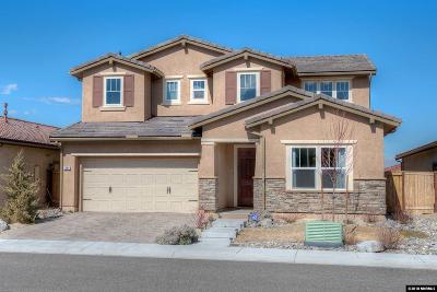 Reno Single Family Home For Sale: 1985 Dutch Draft Dr