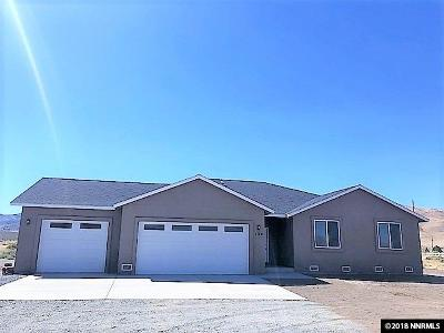 Reno Single Family Home Back On Market: 100 Brandon Ranch Ct