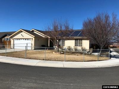 Fernley Single Family Home Active/Pending-Call: 442 Trellis Dr.