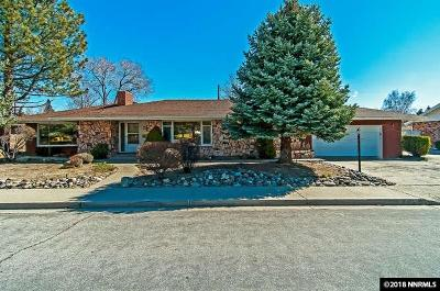 Carson City Single Family Home Active/Pending-House: 701 N Richmond Avenue