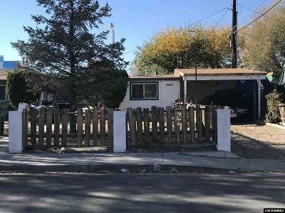 Reno Single Family Home Active/Pending-Call: 2635 Wrondel Way