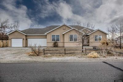 Fallon Single Family Home New: 4557 Rancheria