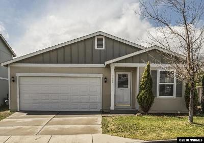 Reno Single Family Home For Sale: 7496 Gannon Dr