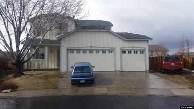 Reno Single Family Home New: 9755 Stone Vista Court