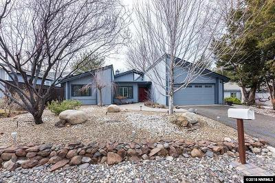 Reno Single Family Home For Sale: 6319 Windy Meadow