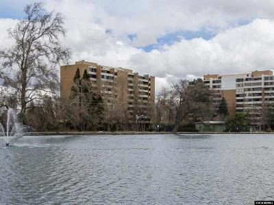 Reno Single Family Home New: 1200 Riverside #1250A