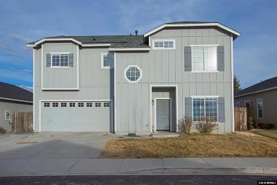 Reno Single Family Home New: 9390 Stoney Creek Way