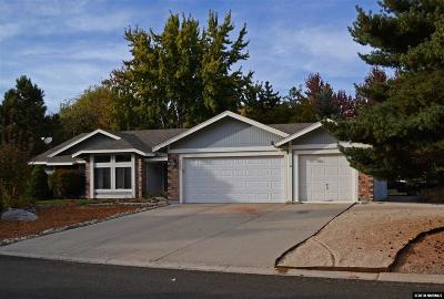 Reno Single Family Home For Sale: 9985 Timberwolf Drive
