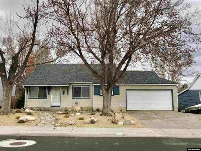 Reno Single Family Home New: 920 Munley Drive