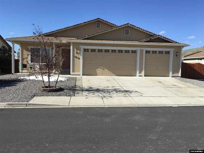 Reno Single Family Home For Sale: 17630 Lake Powell Dr.