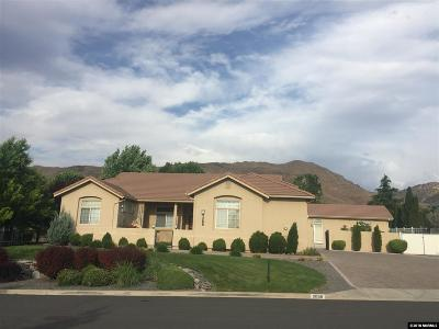 Reno Single Family Home New: 2088 Tamarisk