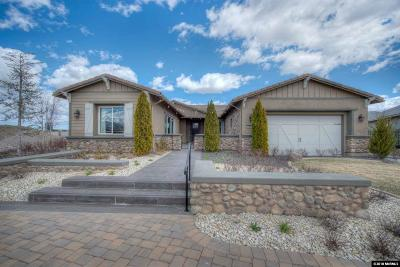 Reno Single Family Home For Sale: 2089 Altair Lane #Catania