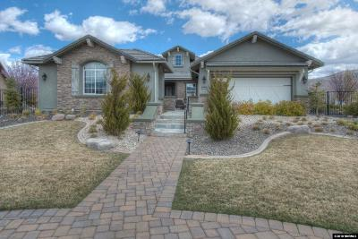 Reno Single Family Home For Sale: 2095 Altair Lane #Messina