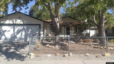 Carson City NV Single Family Home New: $229,750