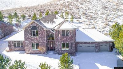 Carson City NV Single Family Home New: $669,000