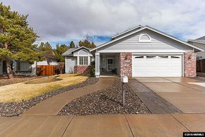 Reno, Sparks, Carson City, Gardnerville Single Family Home New: 6170 Valley Wood Dr.
