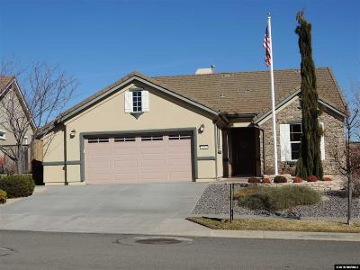 Washoe County Single Family Home Active/Pending-Call: 1025 Meridian Ranch