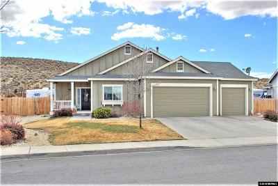 Reno Single Family Home New: 7585 Gold Drive