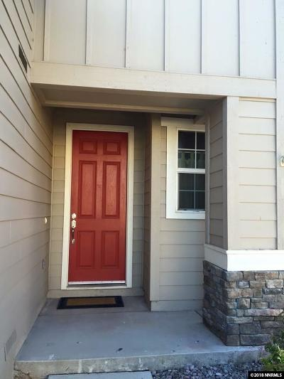 Washoe County Condo/Townhouse Active/Pending-Loan: 9130 Brown Eagle Ct