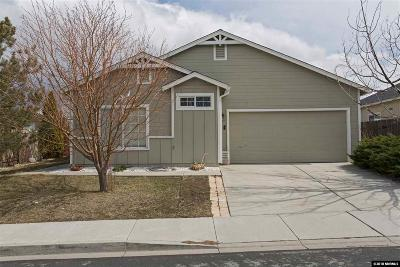Reno NV Single Family Home New: $284,900