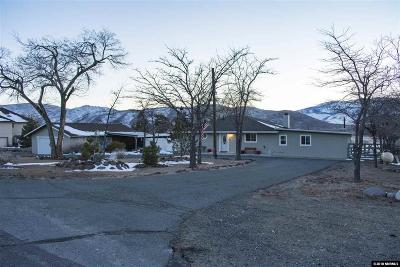 Carson City NV Single Family Home New: $495,000