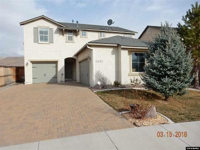 Reno NV Single Family Home New: $469,900