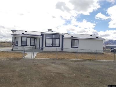 Winnemucca Manufactured Home For Sale: 3130 Ether Way