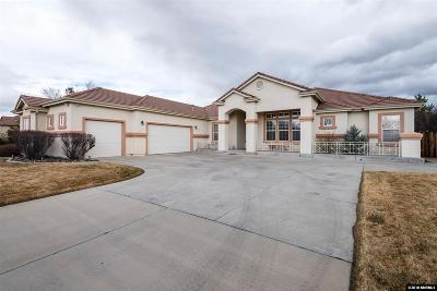 Washoe County Single Family Home New: 8042 Calabaza Court