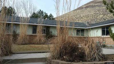 Carson City NV Single Family Home New: $410,000