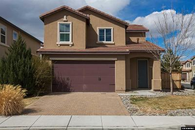 Reno NV Single Family Home New: $349,999