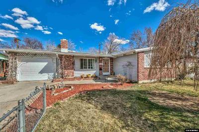 Reno NV Single Family Home New: $315,000
