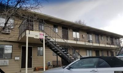 Washoe County Multi Family Home New: 2312 Wedekind Rd #1-8