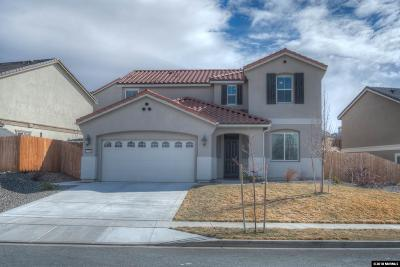Reno NV Single Family Home New: $449,000