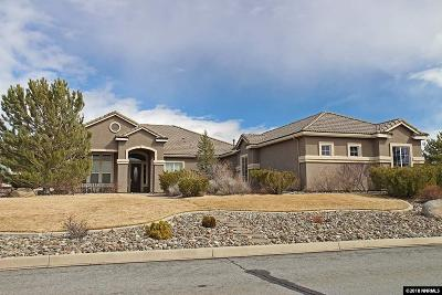 Washoe County Single Family Home New: 14920 Redmond Dr.