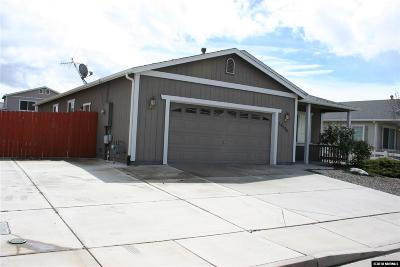 Reno Single Family Home Back On Market: 18228 Oakbrook Ln