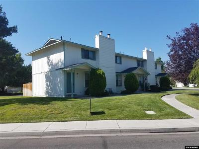 Gardnerville Condo/Townhouse Active/Pending-Call: 1488 Douglas Ave. Unit 1 #1