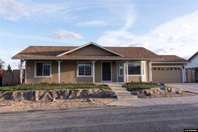 Washoe County Single Family Home New: 1047 Ringneck