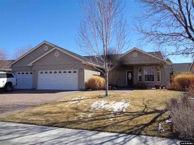 Gardnerville Single Family Home New: 1481 Grendon Way
