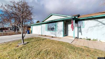 Fernley Single Family Home New: 370 Maple Street