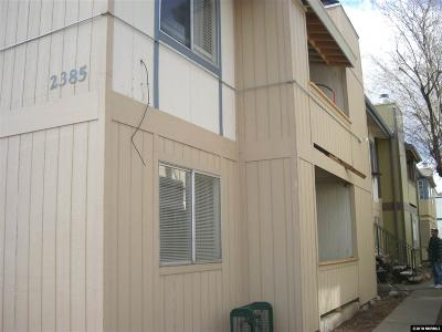 Washoe County Condo/Townhouse New: 2385 Tripp Dr. #1