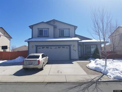 Washoe County Single Family Home New: 18290 Dustin Court