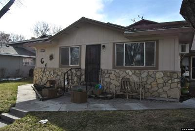 Sparks NV Condo/Townhouse Extended: $139,000