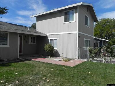Yerington NV Single Family Home For Sale: $199,950