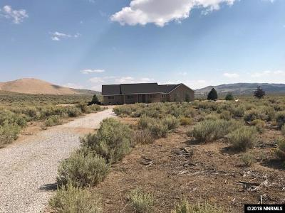 Washoe County Single Family Home New: 2950 Goldwood
