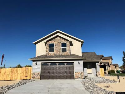 Fernley Single Family Home New: 111 Mountain View Dr